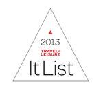 Travel & Leisure It list 2013