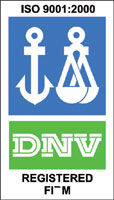Metropolitan Touring's vessels are registered as ISO 9001:2000 DNV