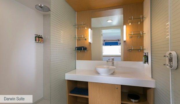 Darwin Suites Cabin – Santa Cruz II