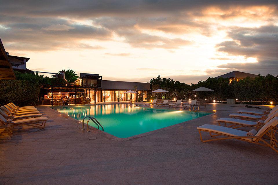 Finch Bay Hotel Pool