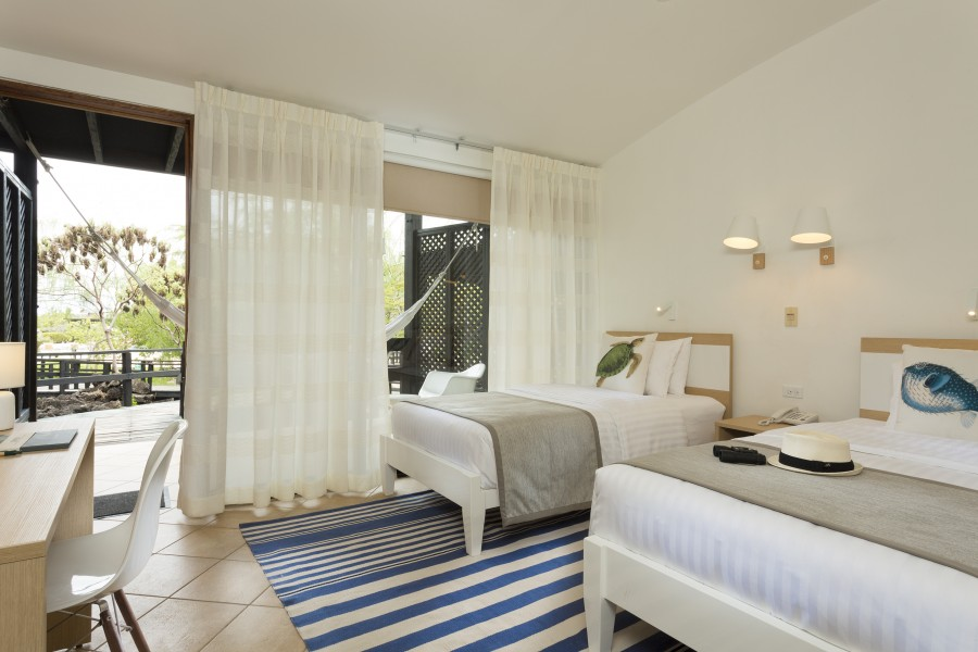 Finch Bay Room