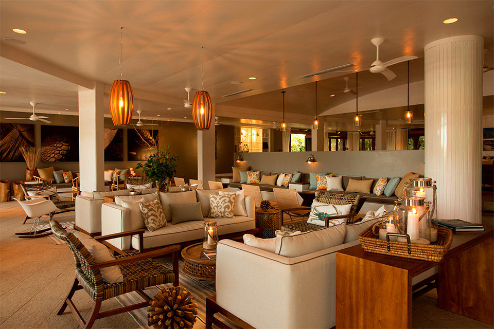 Finch Bay Galapagos Hotel – Lounge