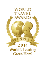 World Travel Awards Winner 2014 - World's Leading Green Hotel