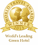 World Travel Awards Winner 2015 - World's Leading Green Hotel