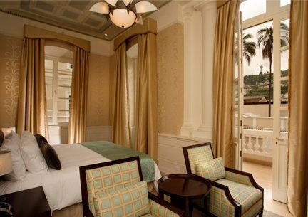 Balcony Junior Suite – Casa Gangotena