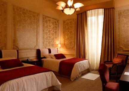 Luxury Room – Casa Gangotena