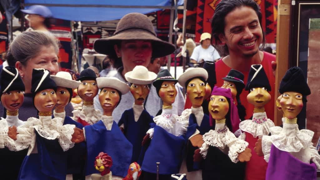Handmade Artisanal Dolls