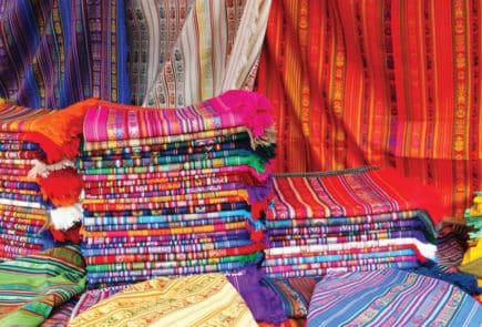 Otavalo - handmade crafts