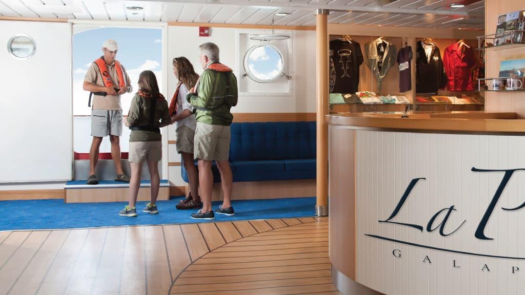 Yacht La Pinta - loft