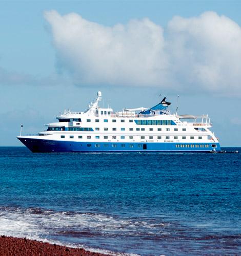 Santa Cruz II ship