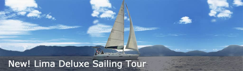 Lima Deluxe Sailing Tour ing
