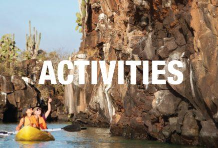 Finch Bay Eco Hotel - Activities