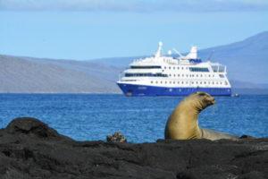 Northern Galapagos Islands aboard Santa Cruz II Cruise