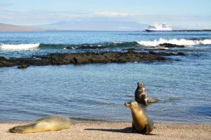 Santa Cruz II - Western Itinerary