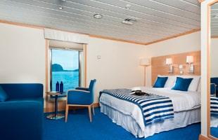 Luxury Cabin Yacht La Pinta