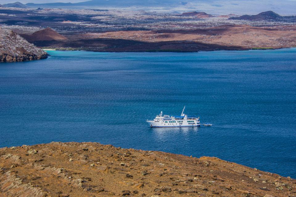 Galapagos cruise.
