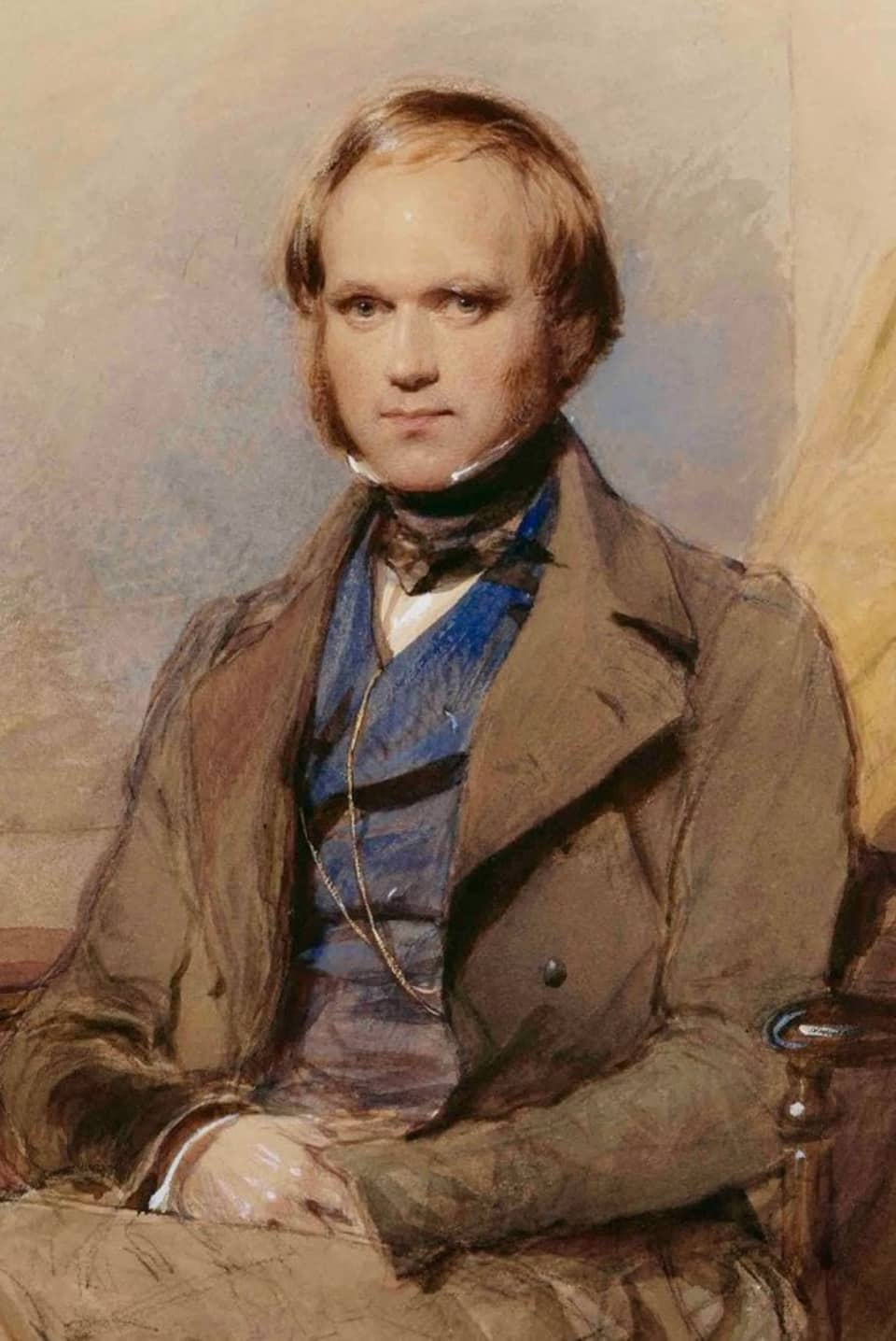 Charles Darwin, A key figure in the human history of Galapagos