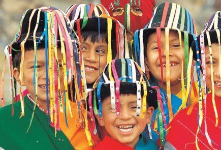 carnival in guaranda