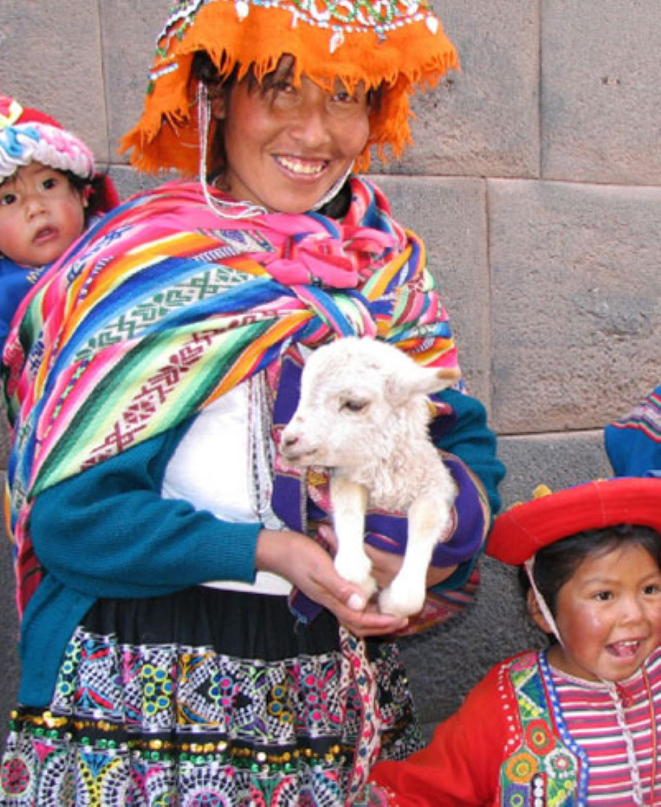 Galapagos and Machu Picchu Package