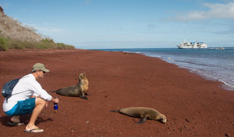 Galapagos Islands Yacht Isabela II