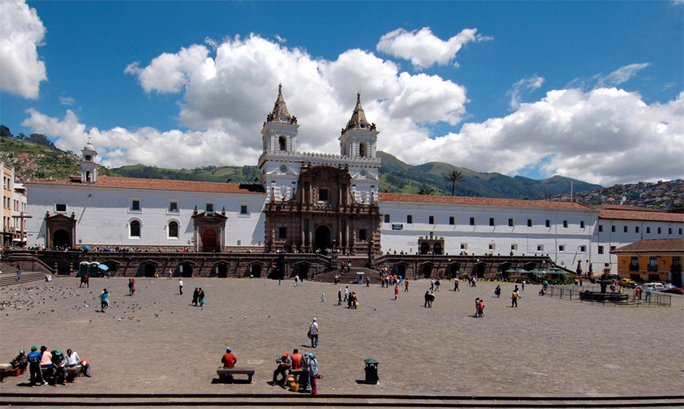 From Quito to Chimborazo Pt  1