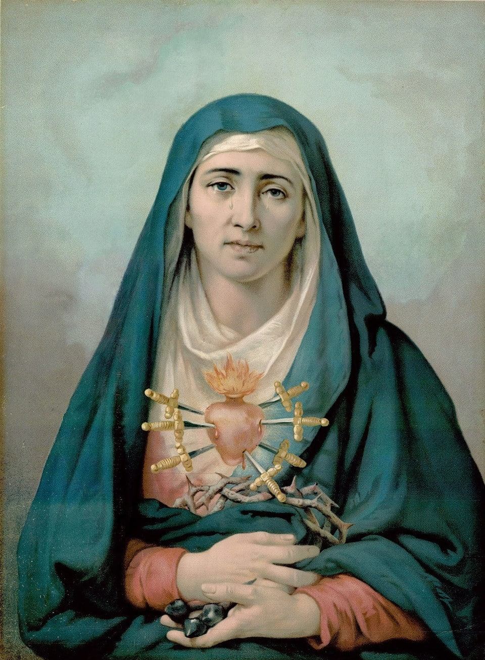 Virgen de la Dolorosa.