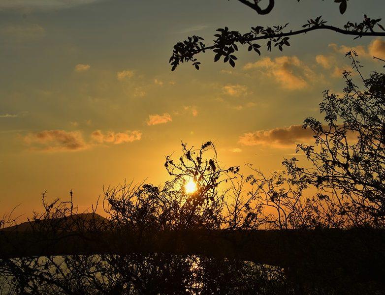 Galapagos-Sunset