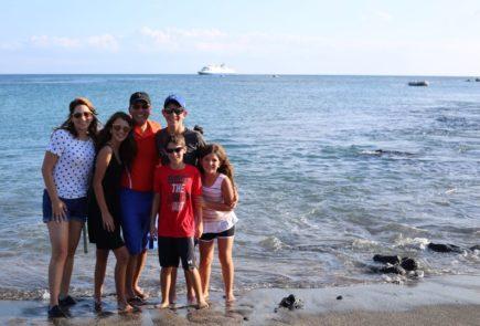 Galapagos family vacation