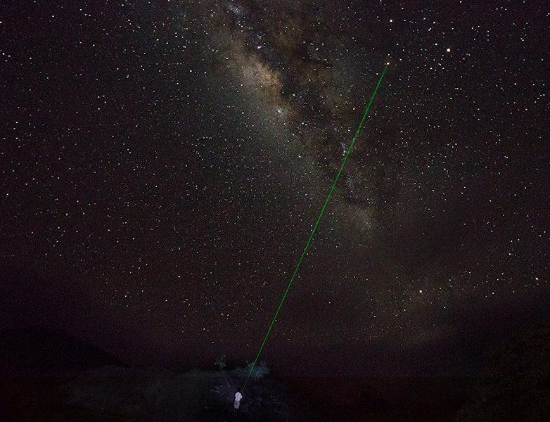 Star Gazing in Galapagos
