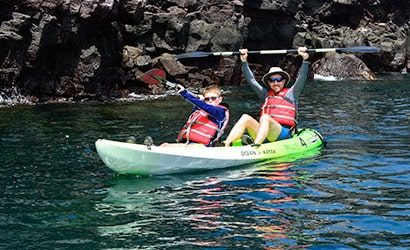 Kayaking-in-Galapagos-Islands