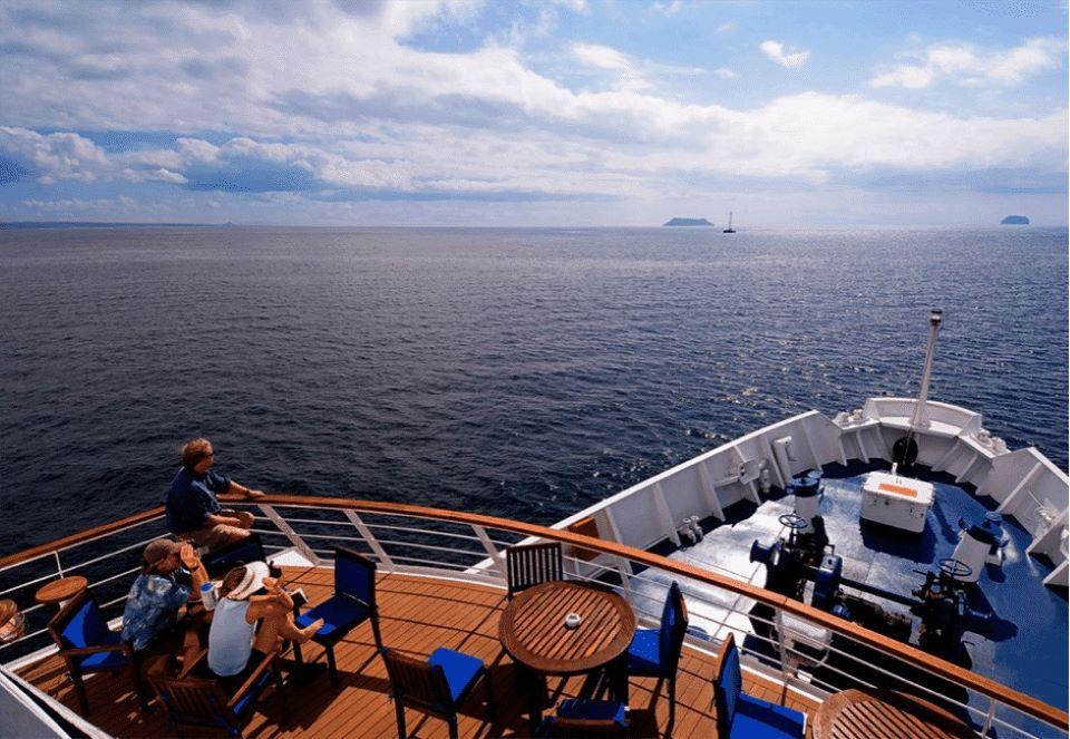 Santa Cruz II cruise.