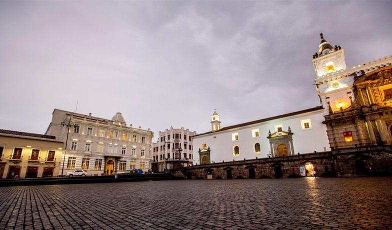 Hotel Casa Gangotena Quito Ecuador