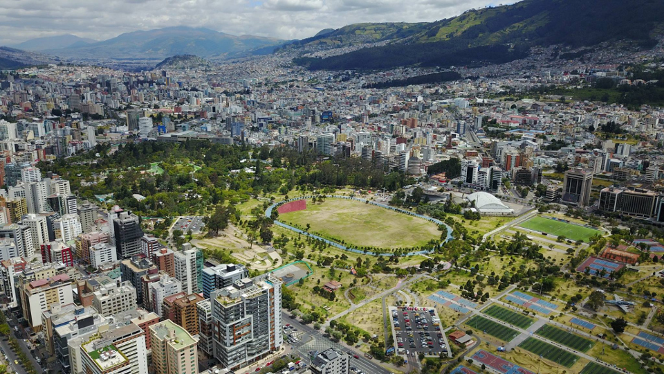 best views in quito