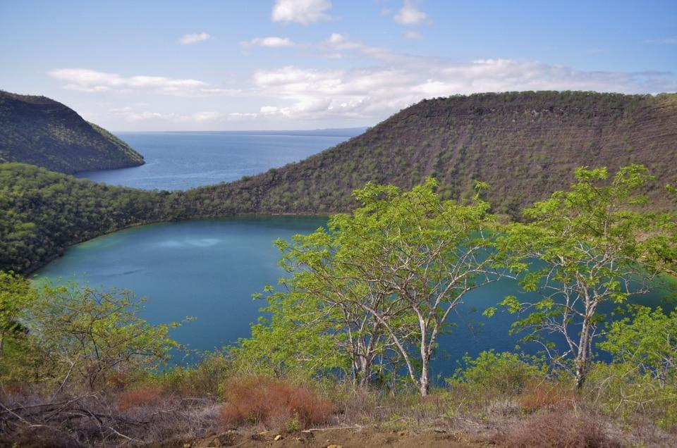 Tagus Cove, Galapagos Islands.
