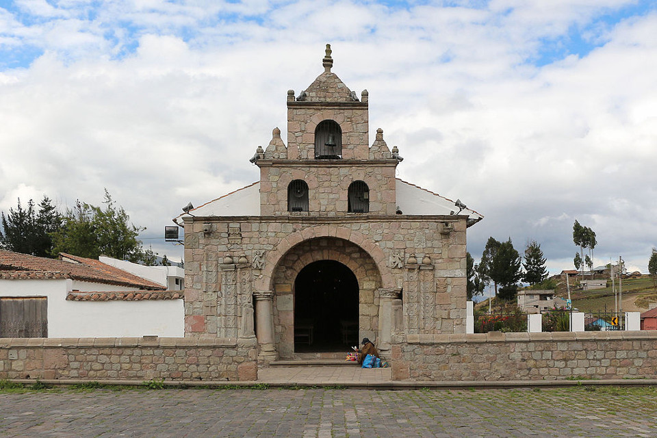 Balbanera Church, Ecuador's First Catholic Building. Photo By Bernard Gagnon (Own work) [GFDL (http://www.gnu.org/copyleft/fdl.html) or CC BY-SA 3.0 (https://creativecommons.org/licenses/by-sa/3.0)], via Wikimedia Commons