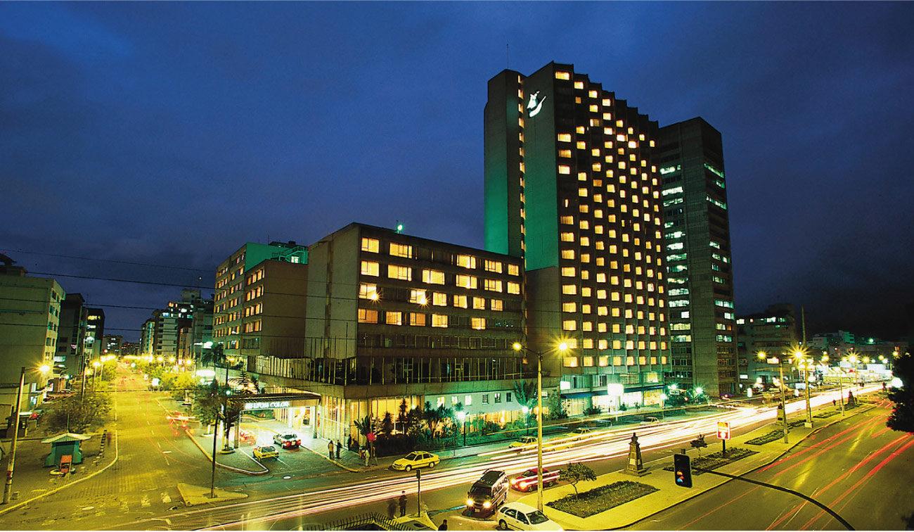 Quito – Hilton Colon