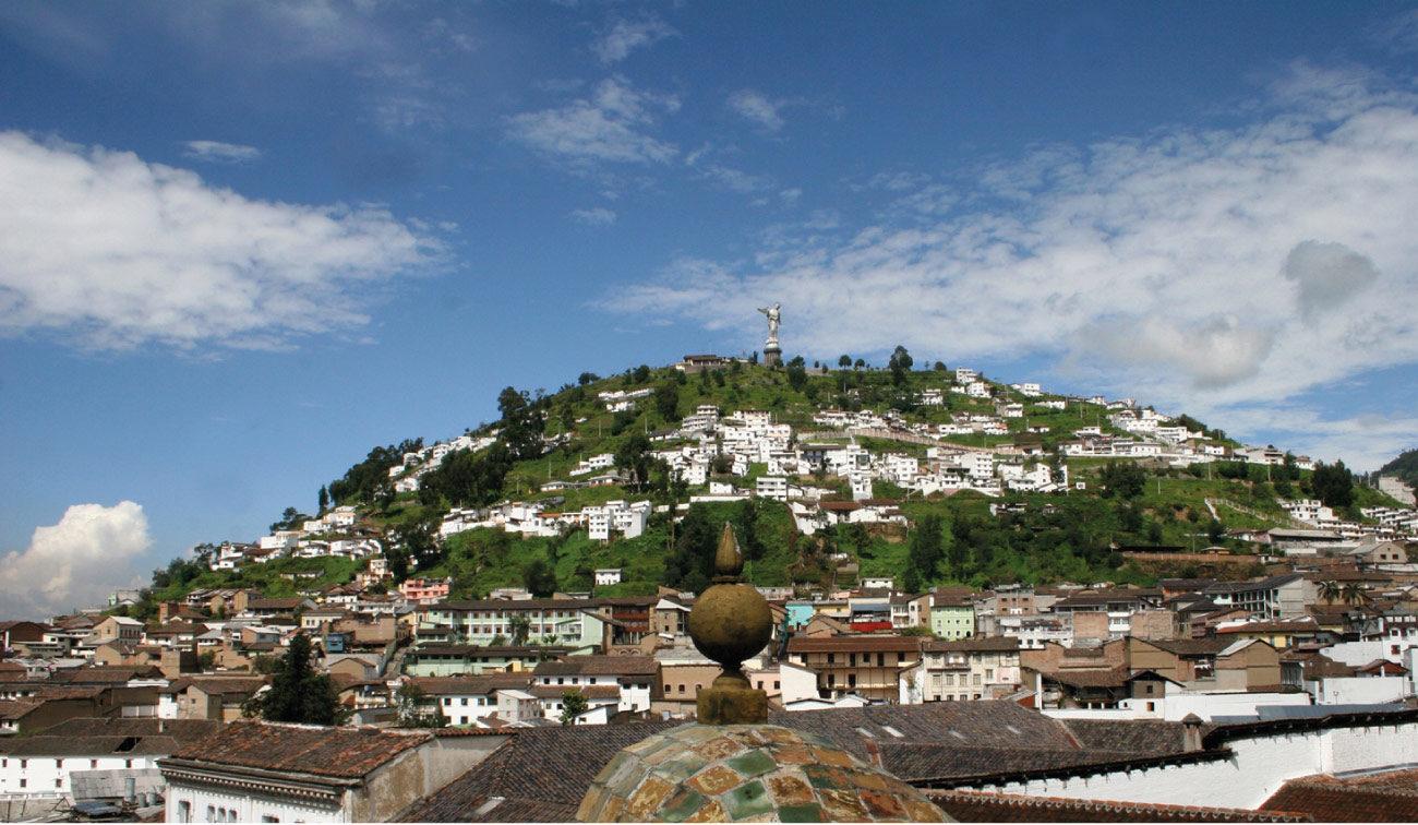 Quito – Panecillo