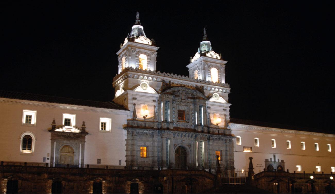 Quito – San Francisco