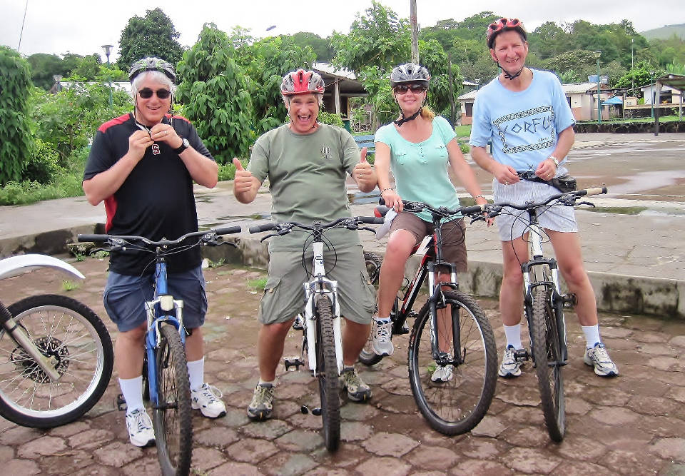 biking adventure galapagos