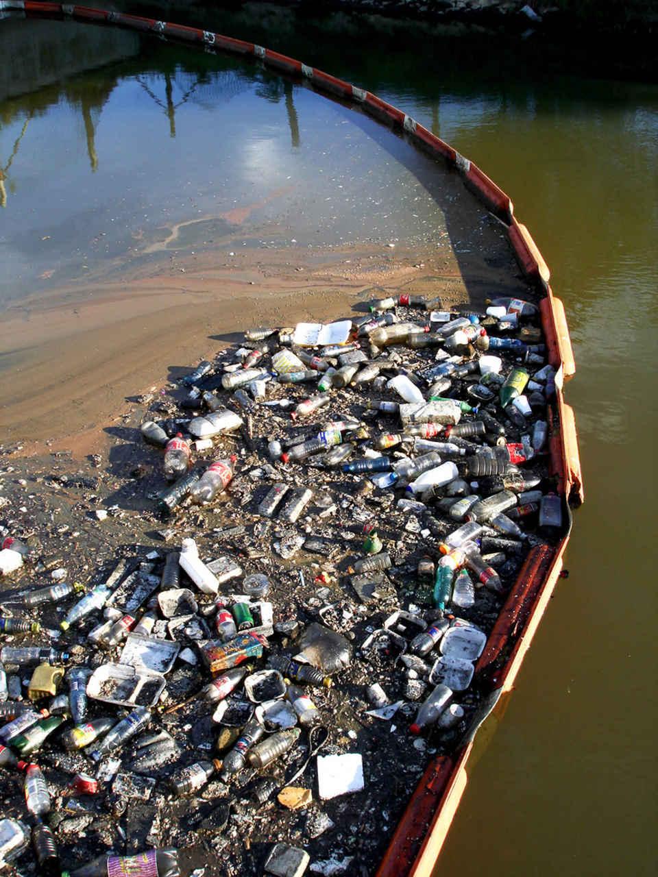 plastic pollution worldwide