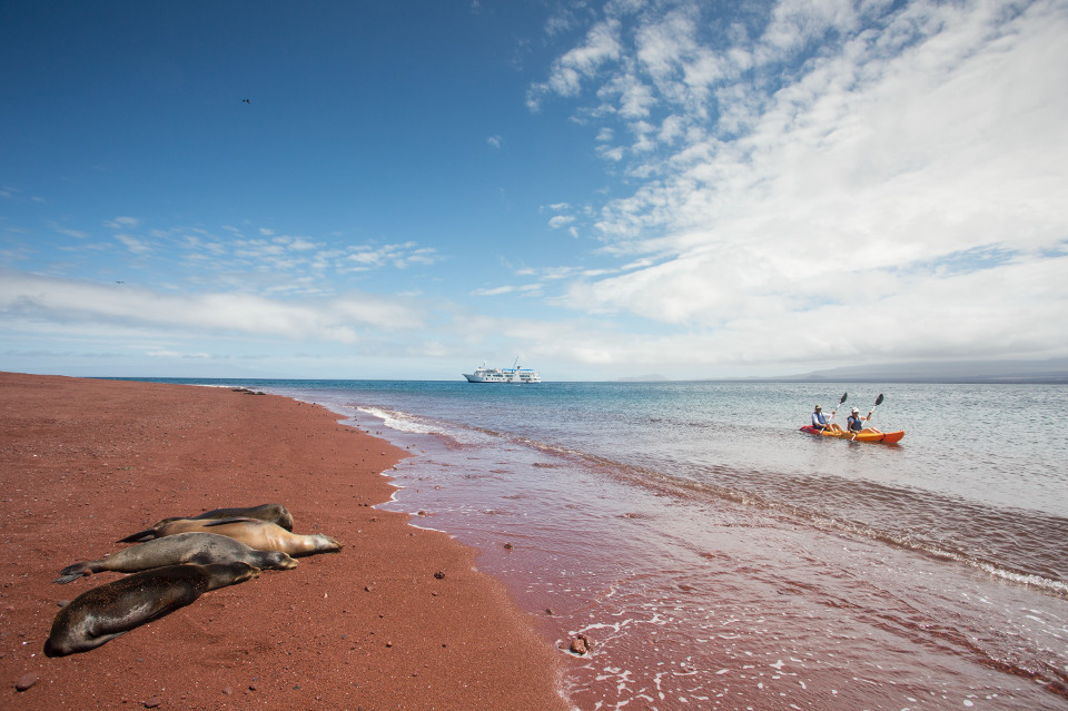 galapagos islands beaches