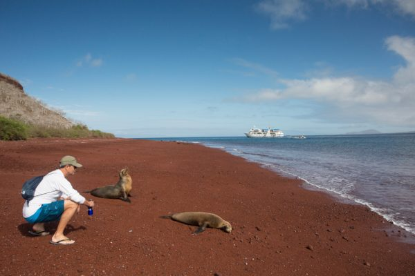 Experience Galapagos aboard an Expedition Vessel