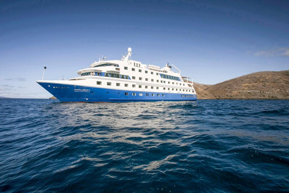 Santa Cruz II Galapagos cruise.