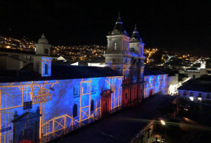 quito festival of lights 2018