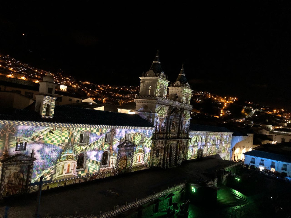 festival of light 2018 from casa gangotena
