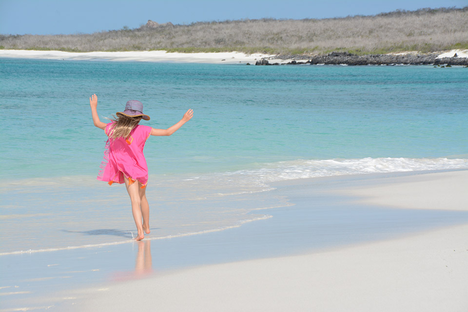 Galapagos Cost: perfect weather all year round