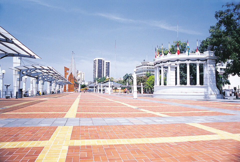 Boardwalk Guayaquil.