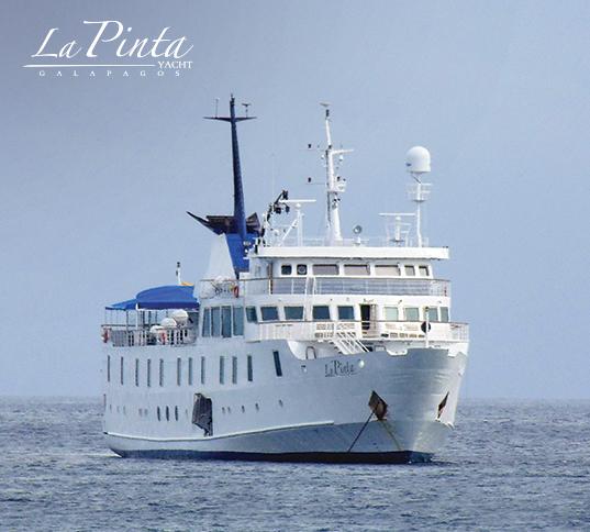La Pinta Yacht Galapagos
