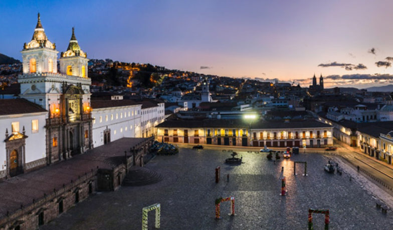 Quito Downtown