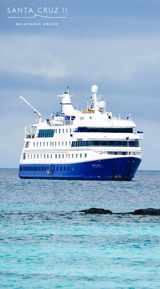 Santa Cruz II Galapagos cruise